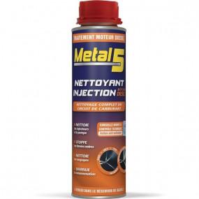 Nettoyant injection diesel - 300 ml (Métal 5)