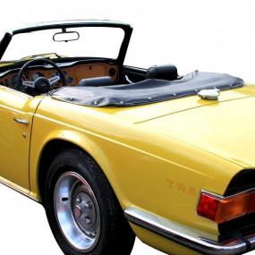 Couvre-capote en Alpaga Sonnenland Triumph TR7cc et TR6 cabriolet