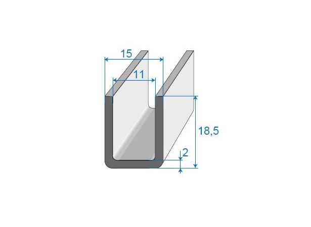 Joint compact en U