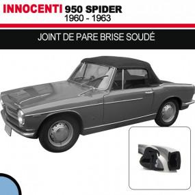 Joint de pare brise pour les cabriolets Innocenti 950