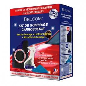 Kit de gommage carrosserie Belgom