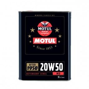 Huile Motul 20W50 -2L