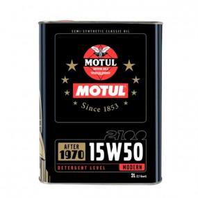 Huile Motul 2100 15W50 -2L