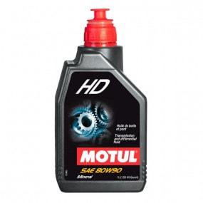 Huile pour boite de vitesses Motul HD 80W90 - 2L