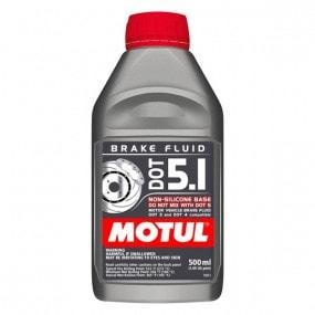 Liquide de frein Motul DOT 5.1 (500 ml)