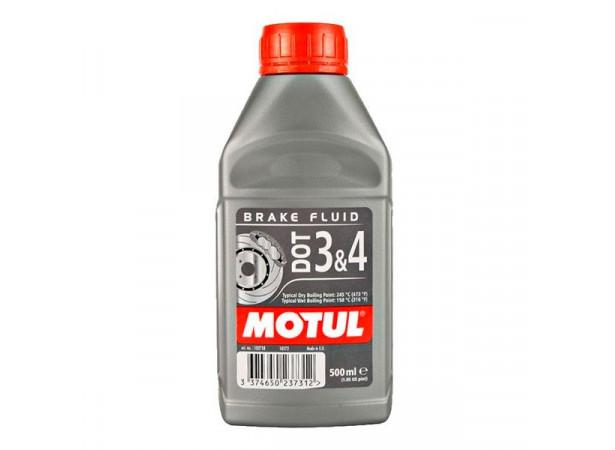 liquide de frein motul dot 3 4 brake fluid 500 ml. Black Bedroom Furniture Sets. Home Design Ideas