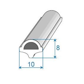 Joint à clé 21x17mm