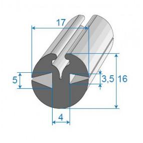 Joint à clé - 21.5 x 17 mm