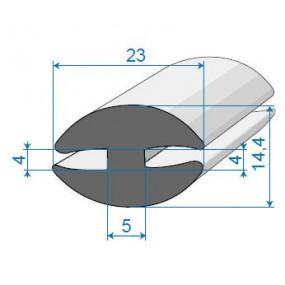Joint à clé - 24 x 18 mm
