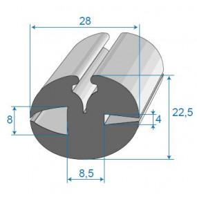 Joint à clé - 30 x 32.5 mm
