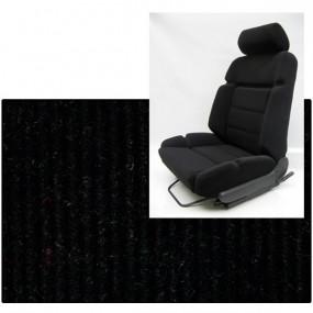 Tissu cotelé noir ou beige pour 205 CTI/Renault 5 Alpine Turbo