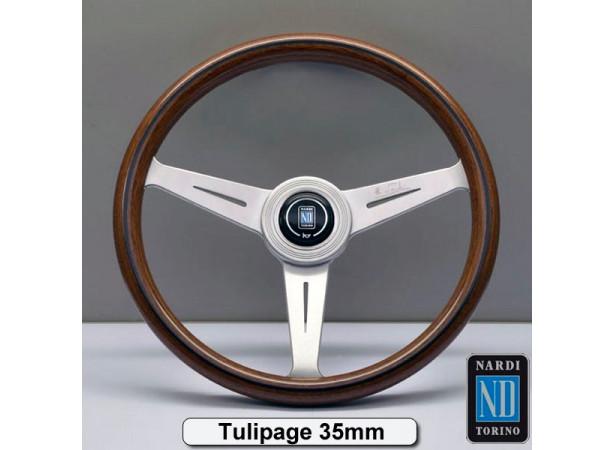 Volant bois clair Classic Line années 70 (Nardi) 5051.XX.6300