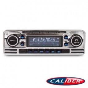 Autoradio Retrolook Caliber (RMD120BT) 12V