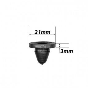 Butée de capot et de porte Ø extérieur 21mm