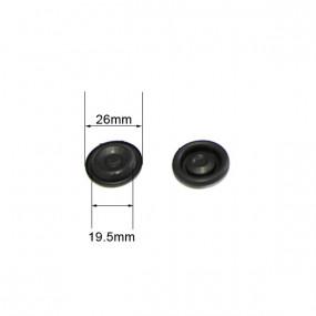 Bouche-trou plancher rond Ø 19.5mm