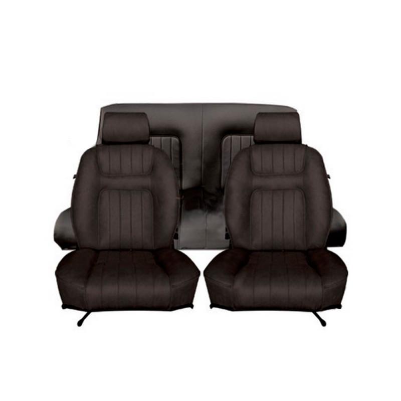 garnitures de si ges avant et arri re pour peugeot 504. Black Bedroom Furniture Sets. Home Design Ideas