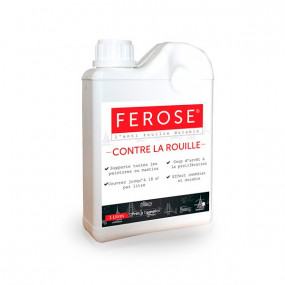 FEROSE Convertisseur de Rouille - 500ml