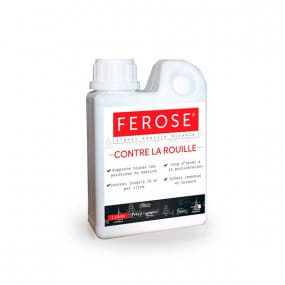 FEROSE Convertisseur de Rouille - 250ml