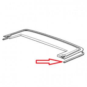 Joint de clapet de couvre-capote pour BMW E30 cabriolet