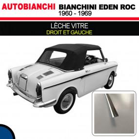 Lèche vitre pour les cabriolets Autobianchi Eden Roc
