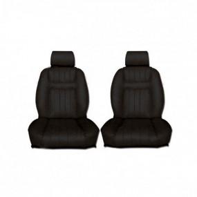 Garnitures de sièges avant pour Peugeot 504 cabriolet