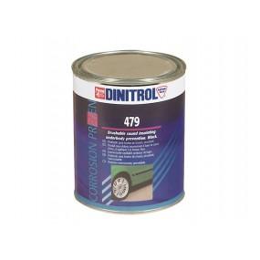 Dinitrol 479 Insonorisant pour dessous de caisse noir - 1Kg