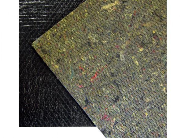 Insonorisant Infrasound feutre sur masse bitumeuse anti vibration - 1mx0.50m