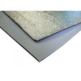 Isolant thermique aluminisé - plaque adhésive