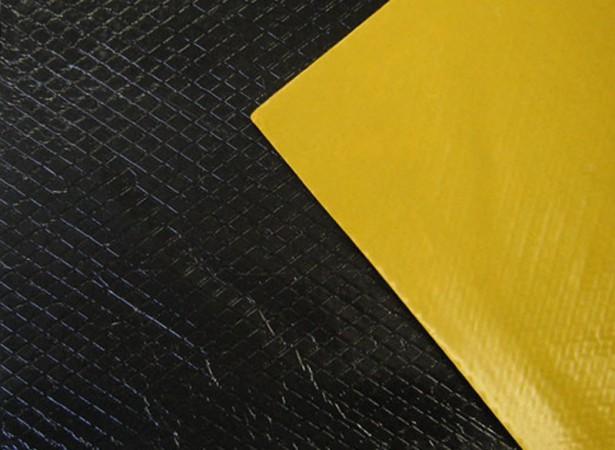plaque 100x50cm d 39 insonorisation en bitume vibrogum souple. Black Bedroom Furniture Sets. Home Design Ideas