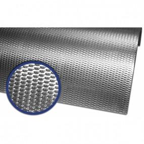 Barrière thermique en aluminium micro louver 60x60cm - Cool It THERMOTEC