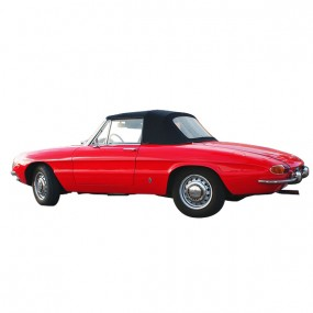 Capote Alfa Romeo Duetto 1600/1750 cabriolet en Vinyle