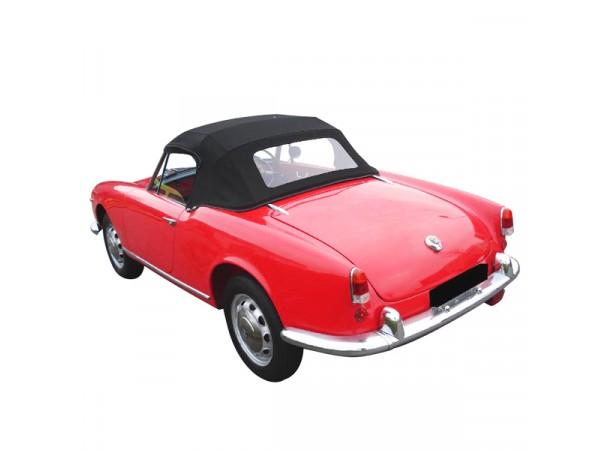 Capote Alfa Romeo Giulietta Spider cabriolet en Alpaga
