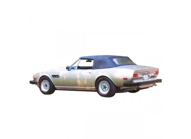 capote aston martin vantage volante cabriolet en alpaga sonnenland. Black Bedroom Furniture Sets. Home Design Ideas