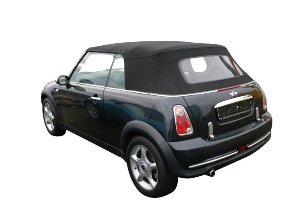 capote bmw mini cooper cabriolet en alpaga twillfast rpc. Black Bedroom Furniture Sets. Home Design Ideas