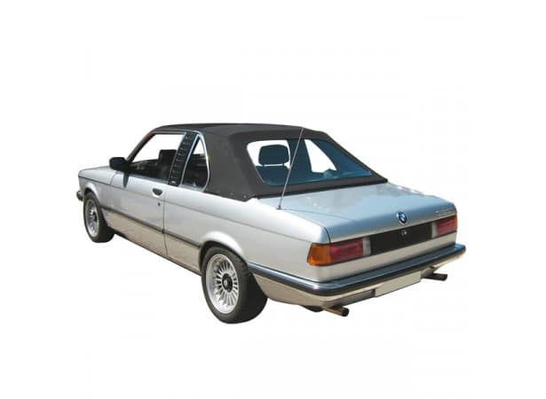 Capote BMW Baur E21 cabriolet en Alpaga Twillfast