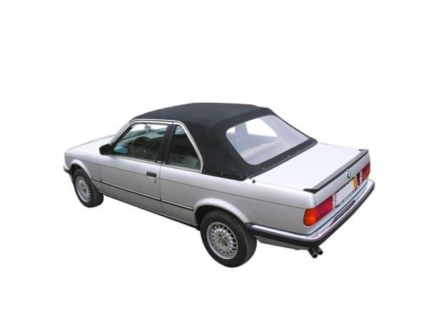 Capote BMW Baur E30 cabriolet en Alpaga Twillfast