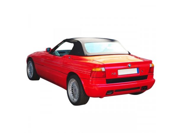 Capote auto BMW Z1 cabriolet en Alpaga Twillfast avec lunette arriere en PVC