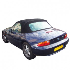 Bmw Z3 cabriolet - Capote noire en Alpaga Twillfast® avec poche latérale