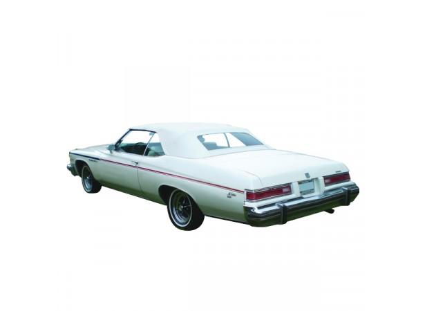 Lunette arrière capote de Buick Le Sabre cabriolet