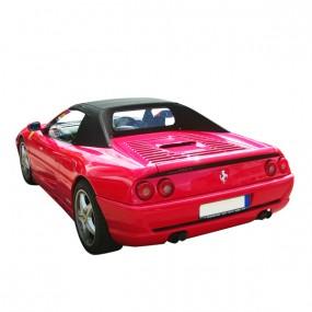 Capote Ferrari 355 Spider cabriolet en Alpaga Sonnenland