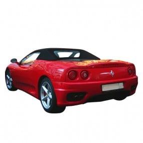 Capote Ferrari 360 Modena cabriolet en Alpaga Twillfast® RPC
