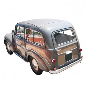 Toit ouvrant Fiat 500C Belvedere découvrable en vinyle