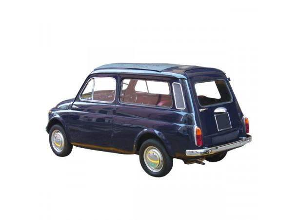 Capote toit ouvrant Fiat 500 Giardiniera cabriolet en vinyle qualité Monte Constructeur