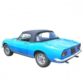 Capote Fiat Dino Spider cabriolet en Alpaga Sonnenland