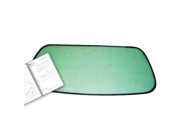 Lunette arrière pour capote auto OEM de Fiat Barchetta cabriolet