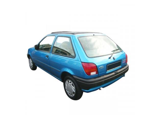 Capote, recouvrement de toit ouvrant souple Ford Fiesta Calypso en vinyle