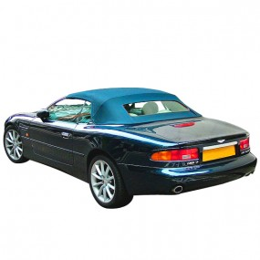 Capote Aston Martin DB7 cabriolet en Alpaga Twillfast®