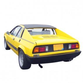 Capote Lancia Monte Carlo cabriolet en Vinyle