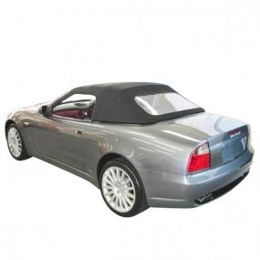 Capote Maserati Spyder cabriolet en Alpaga Twillfast®