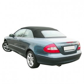 Capote Mercedes CLK cabriolet (type A209) en Alpaga Twillfast® RP